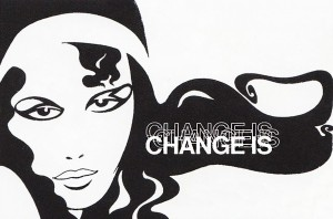 change is card