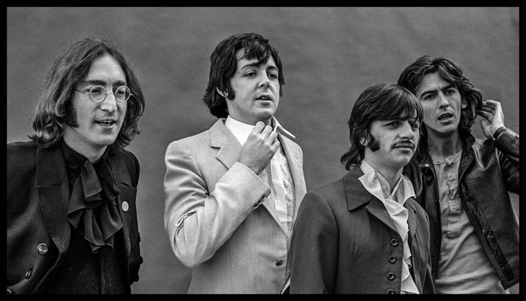 The Beatles go their separate ways