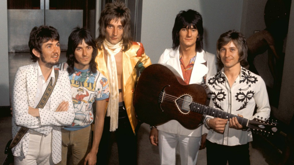 The Faces with Rod Stewart