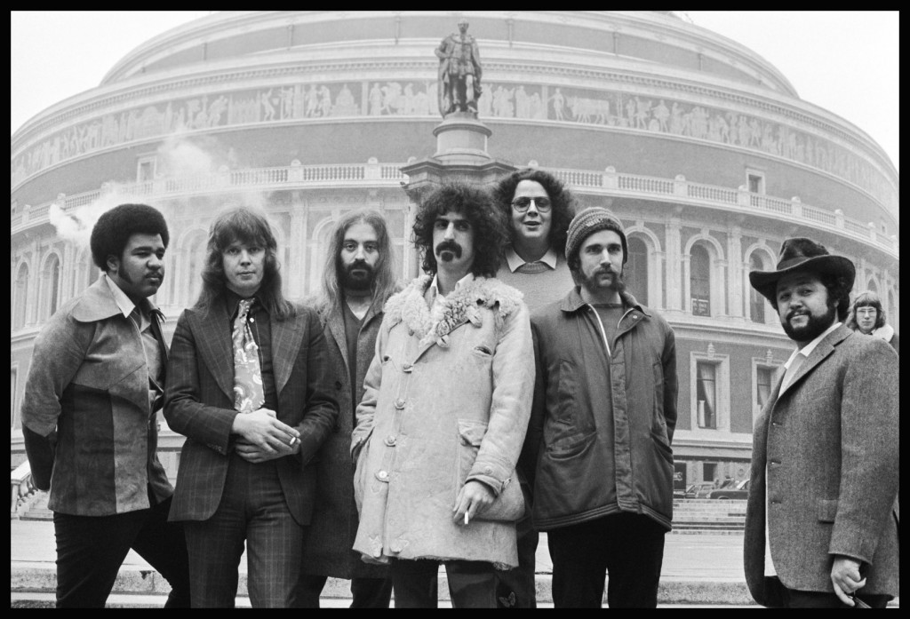 Frank Zappa with the Mother's Of Invention