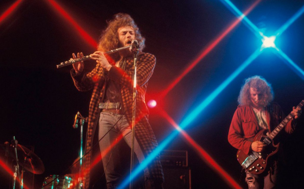 Jethro Tull make several appearances in the north east in May