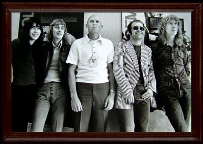 Early Elton John Band