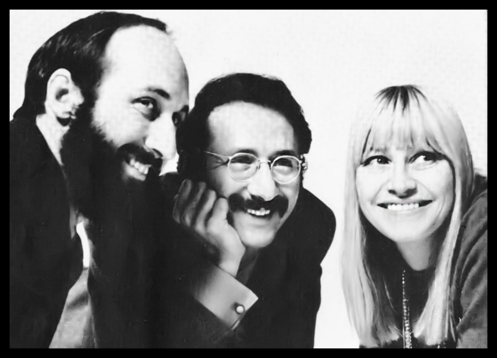 Peter, Paul and Mary appear at the City Hall, Newcastle