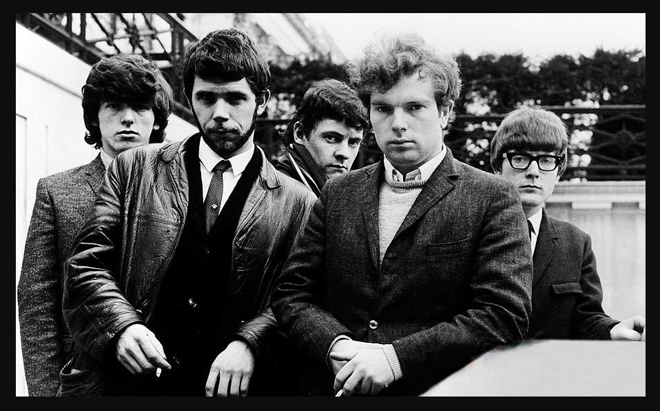 Them with Van Morrison