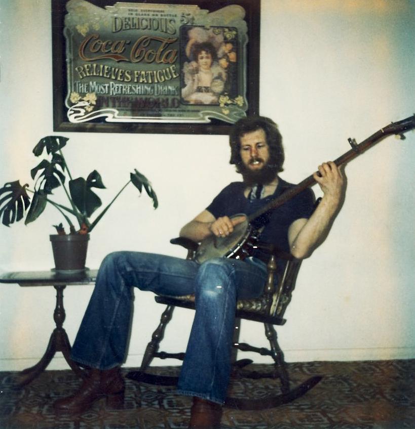 11 Bruce banjo 1971