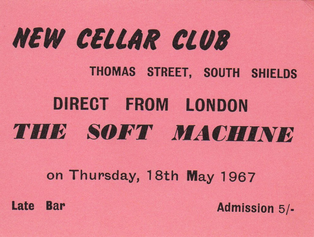 14 soft machine cellar