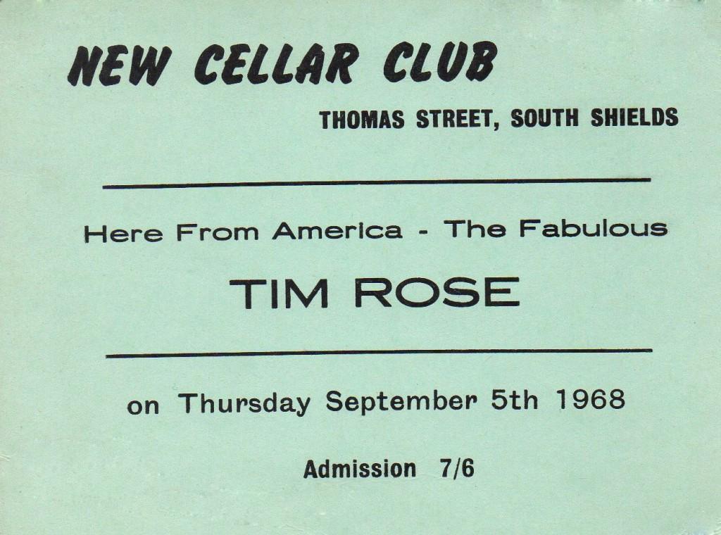 16 Tim rose cellar