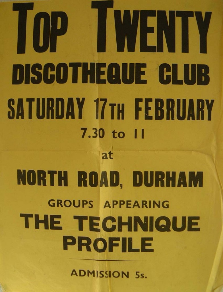 Top Twenty poster 17th February 1968