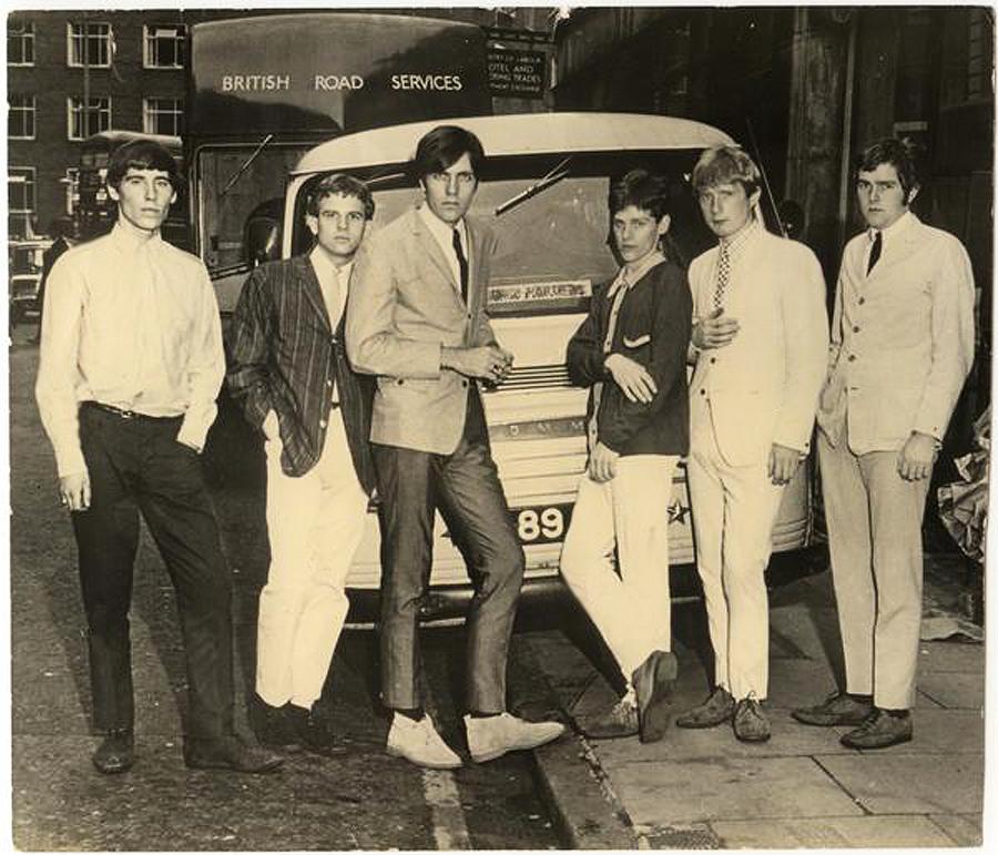 The original Junco Parttners in 1965