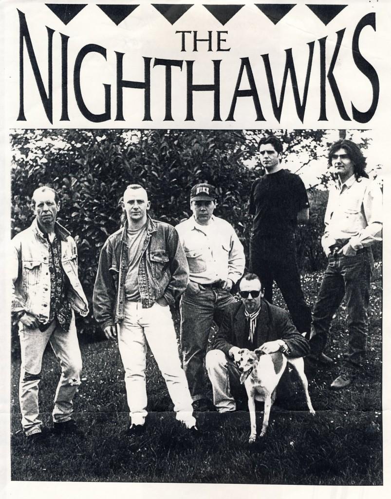 25 Nighthawks poster 2 1995