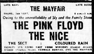 5 Mayfair Pink Floyd