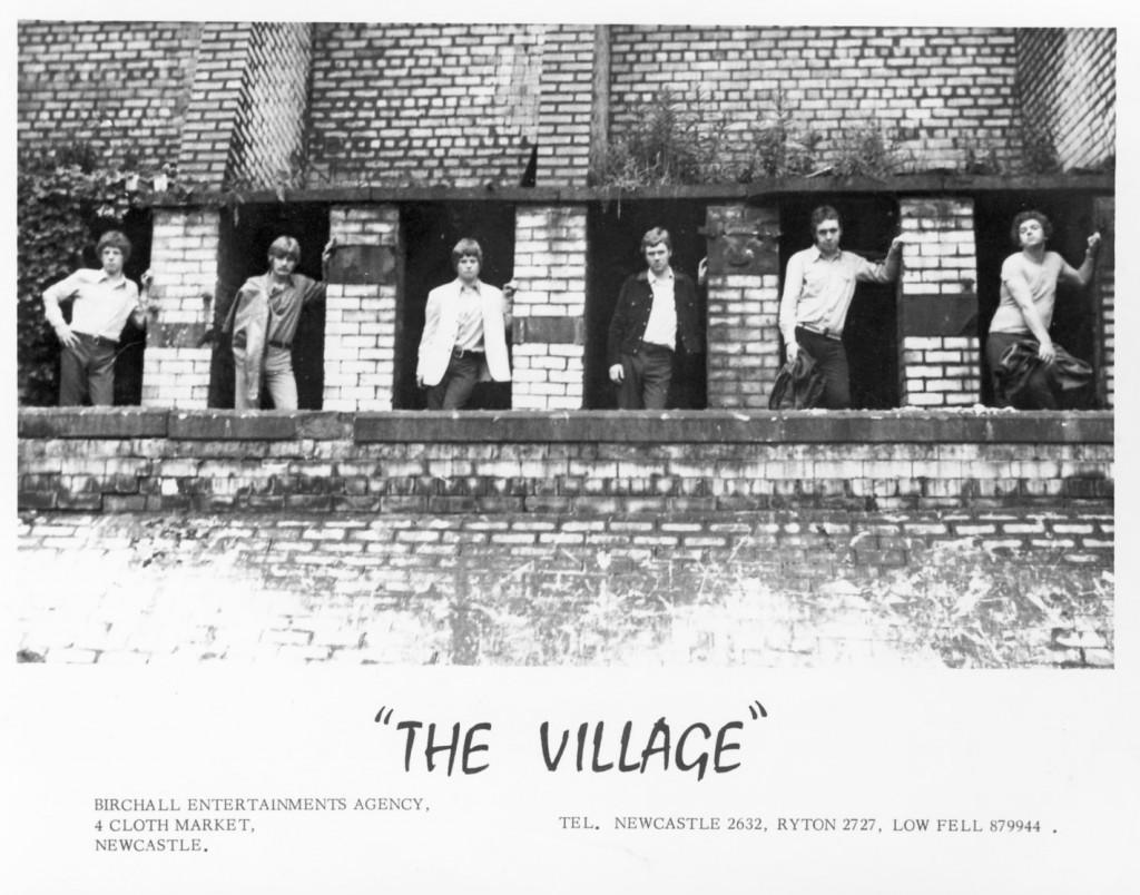 Village publicity photo