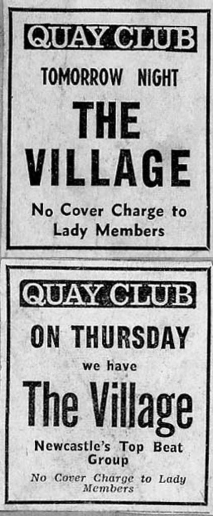 6 quay club Village