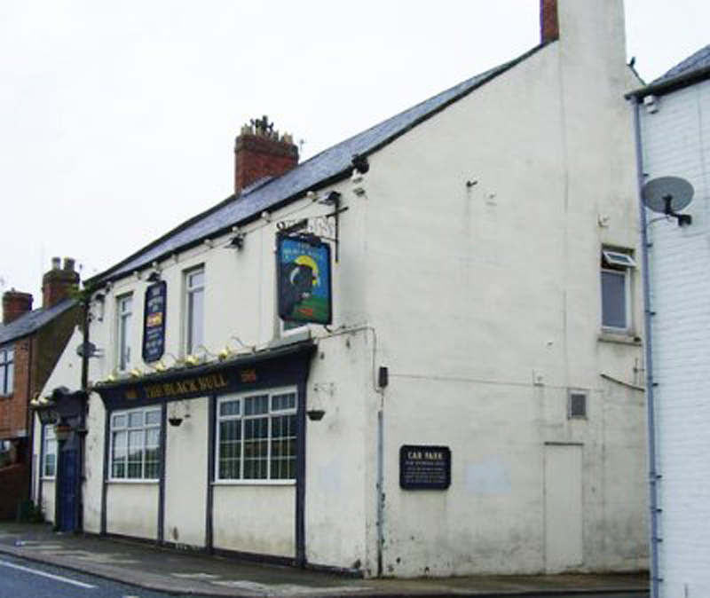 The Black Bull (now demolished)