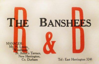 Banshees card