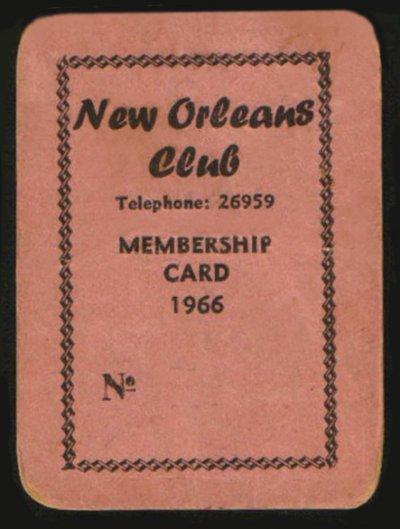 new_orleans membership