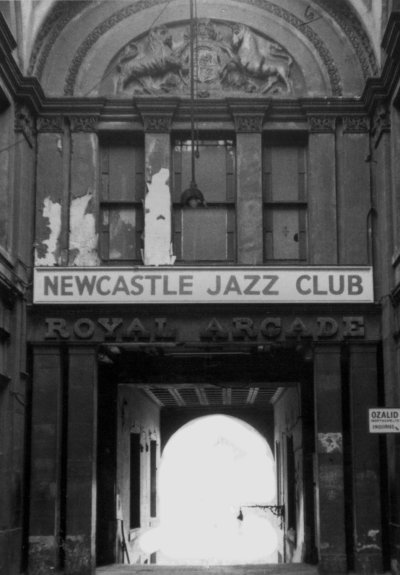 newcastle jazz club