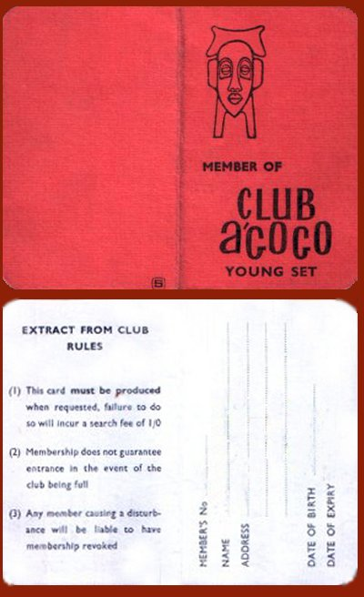 young set membership