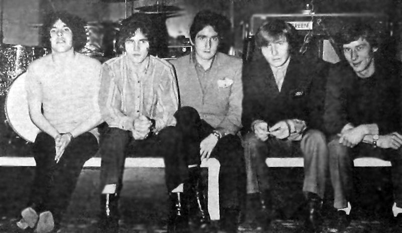 6 ELMORE GREEN 1969 BW