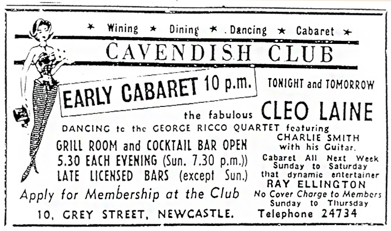 1 cavendish club