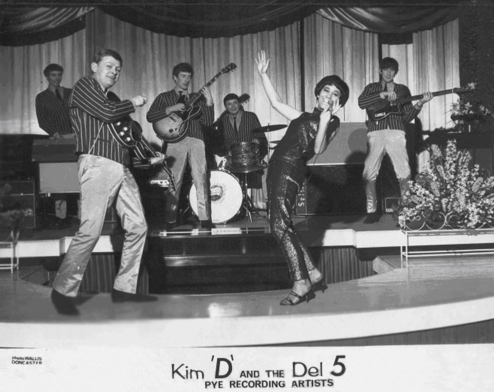 4 Kim and del 5