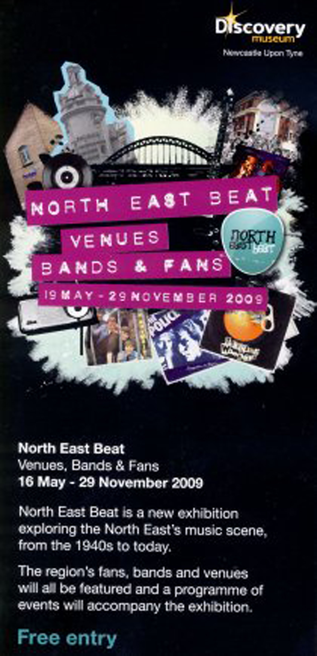 North East Beat Ready Steady Gone 2009 15 Neb Flyer