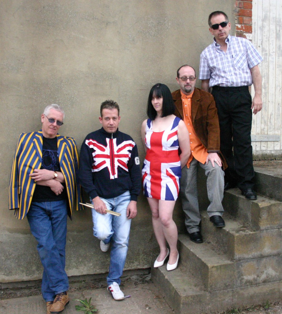Mod tribute band - Carnaby Street