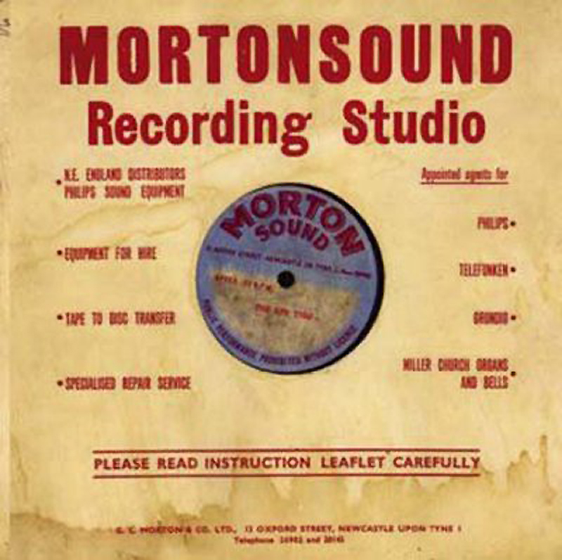 A Mortonsound record - the Kon Tors, an early version of the Animals