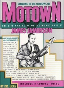 Standing in the Shadows of Motown book cover