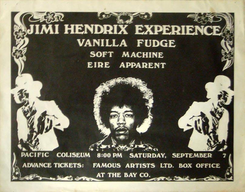 Hendrix vanilla fudge
