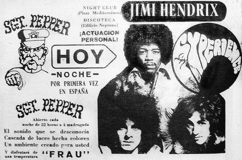 Sgt Pepper poster