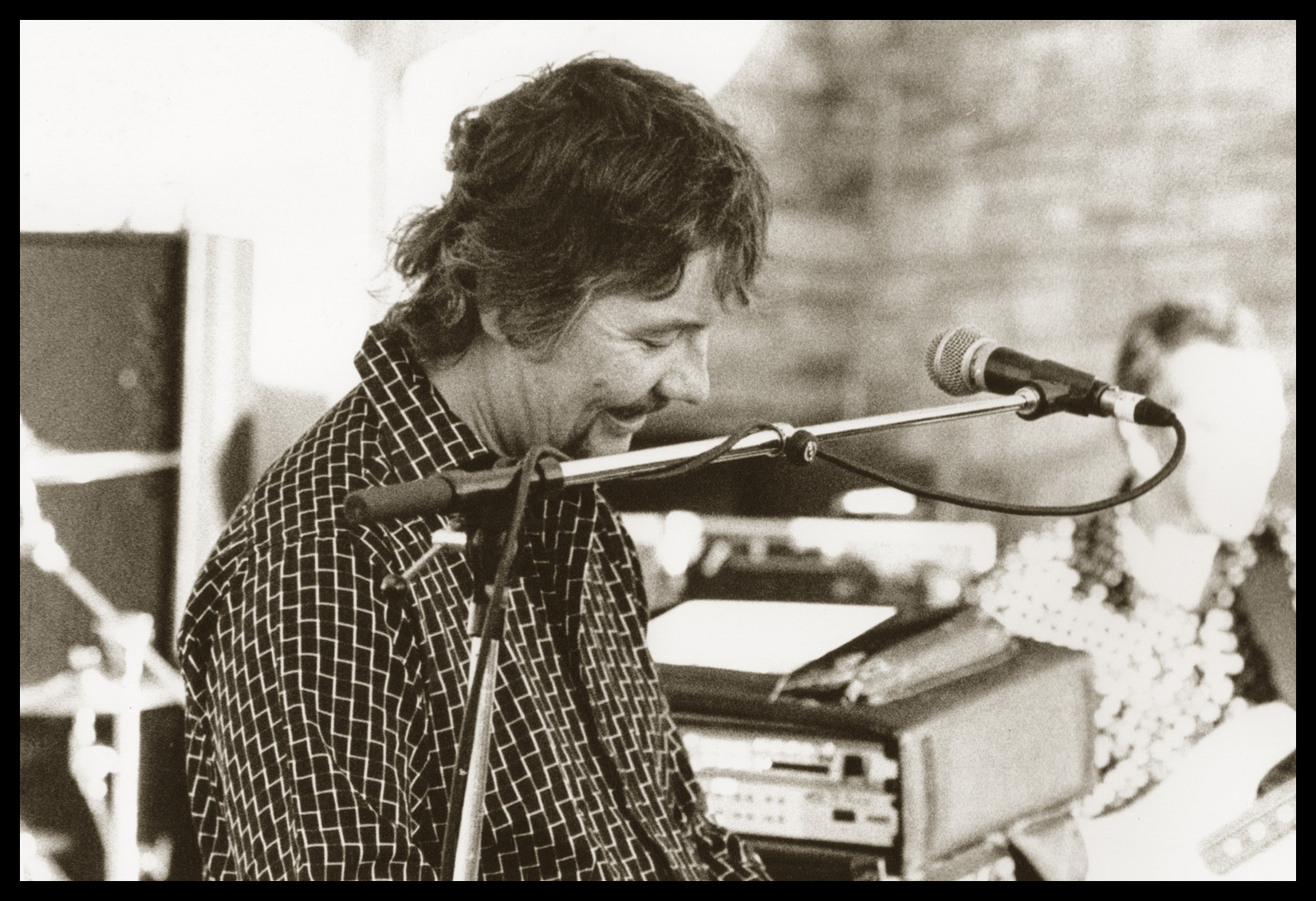 Don Airey (photo courtesy of Graeme Stark)