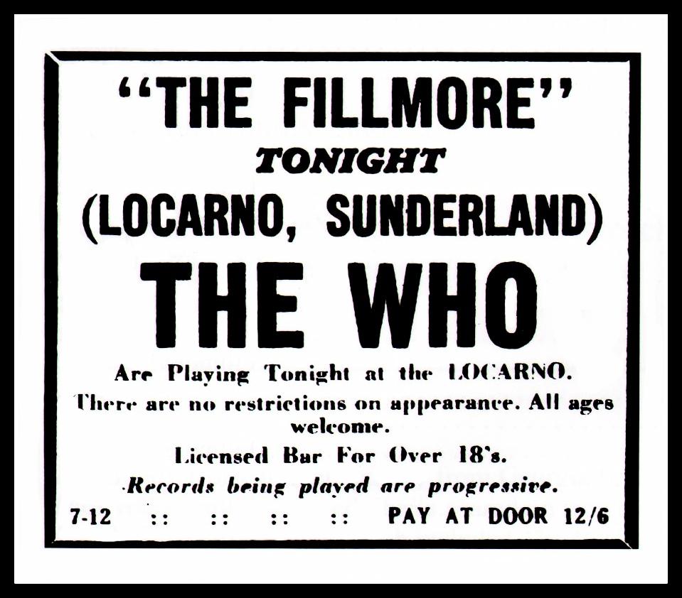 LOCARNO - WHO 1969