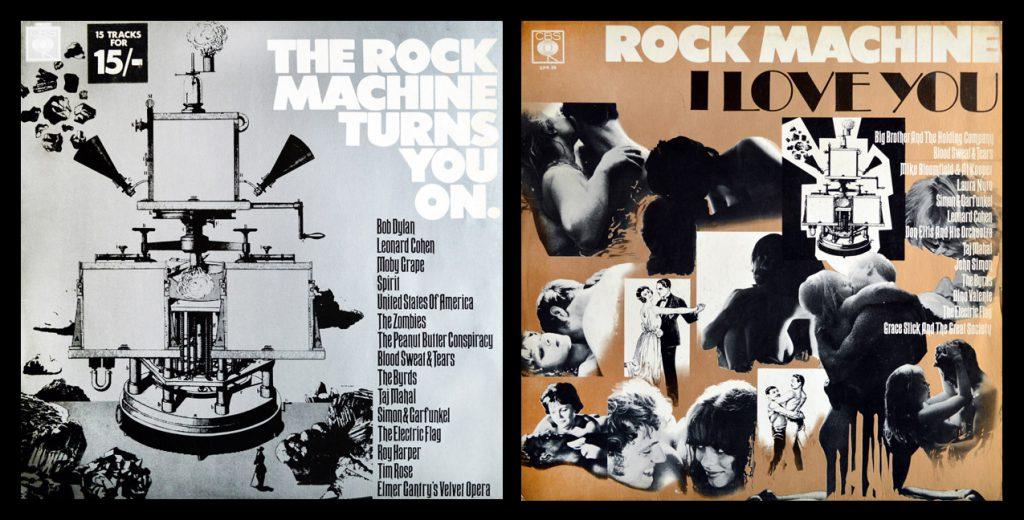 Rock machine comp