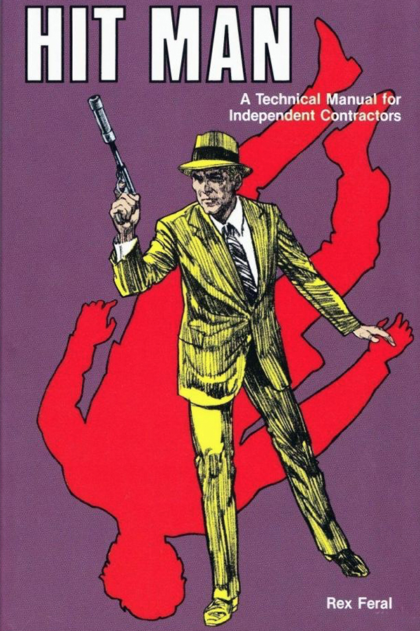 Cover of Hitman book