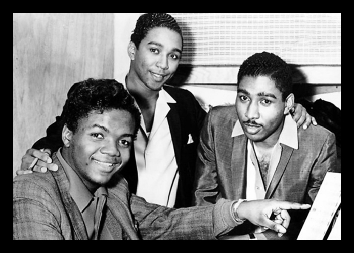 Motown songwriters Holland-Dozier-Holland