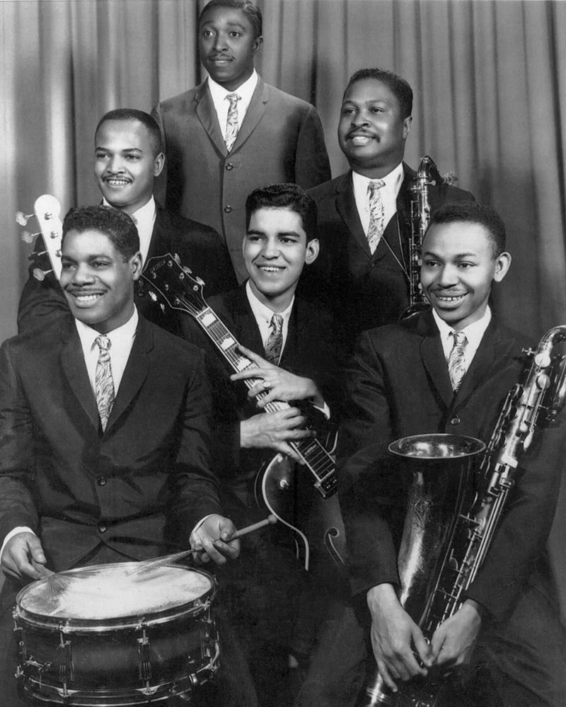 Funks Brothers, Motown's studio session musicians